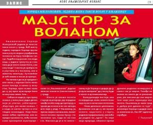 BROJ_26 - zena TAXI - 19.03.2011